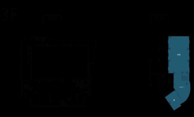 3階館内図