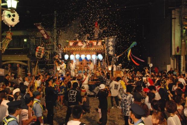 Joetsu Festival (Naoetsu area)