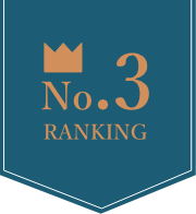 RANKINKG no.3